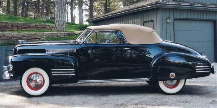 1937 Cadillac Phaeton 5859 side