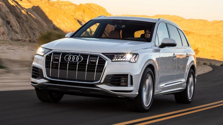 2020 Audi Q7 55 2