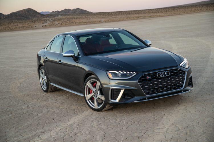 2020 Audi S4 exterior