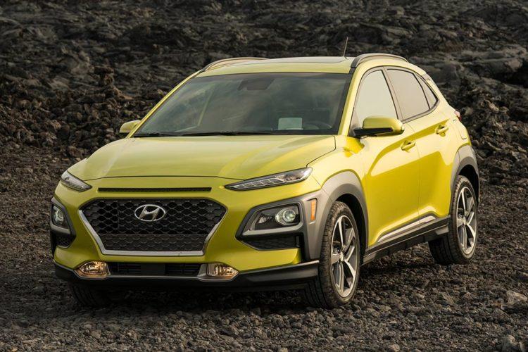 2020 Hyundai Kona 1