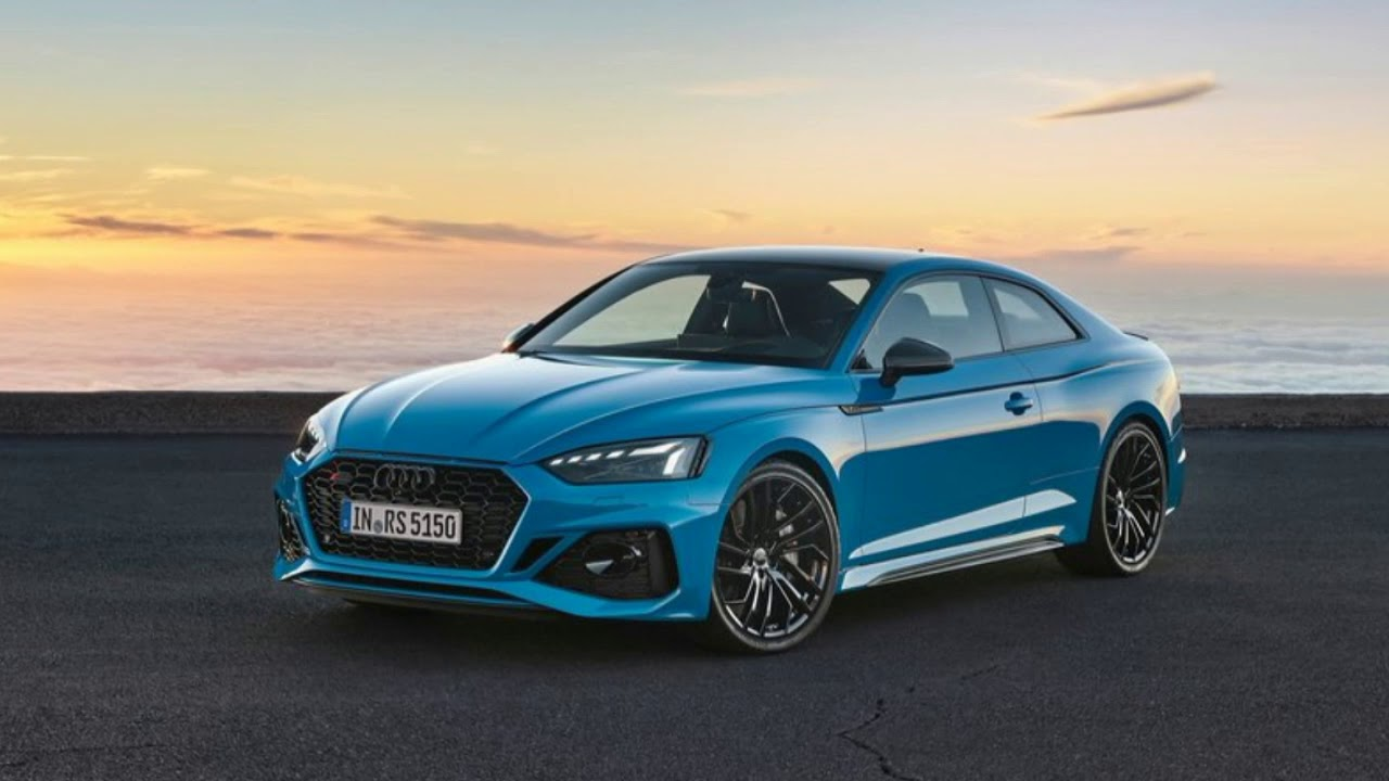 10 Things You Didn't Know about the 2021 Audi RS5