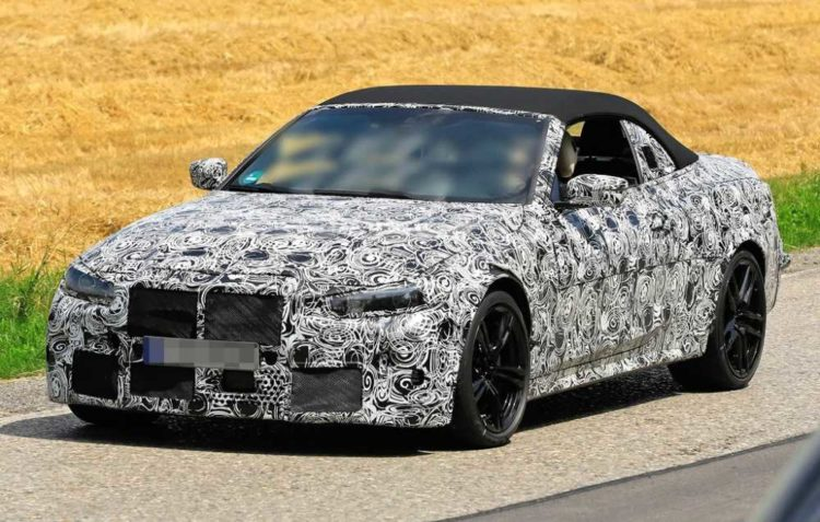 2021 BMW M4 1