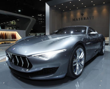 2021 Maserati Quattro 1