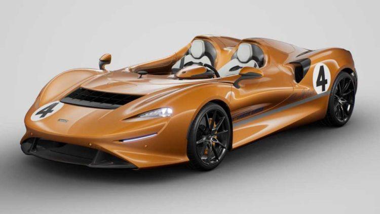 2021 McLaren Elva Prototype 1