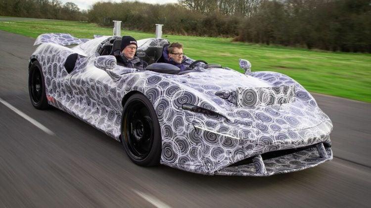 2021 McLaren Elva Prototype