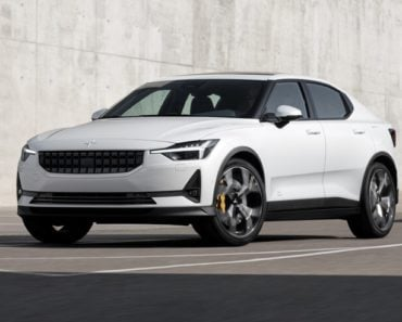 10 Things You Didn't Know about the 2021 Polestar 2