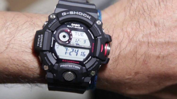 Casio GW9400 Rangeman G-Shock