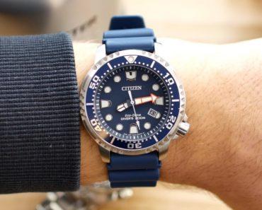 Citizen Men's Promaster Professional Diver