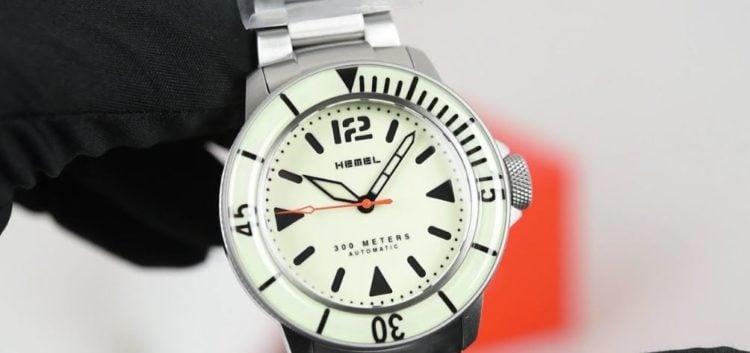 Hemel 300 Meter Automatic Dive Watch