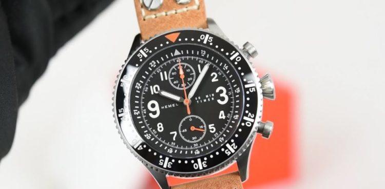 Hemel Brabant Quartz Chronograph