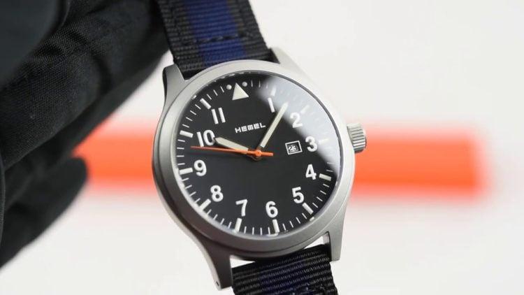 Hemel Ten36 Wristwatch