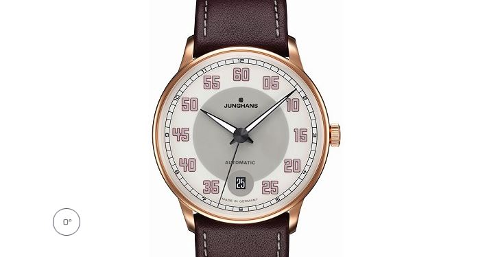 Junghans Meister Driver Automatic 0277710.00
