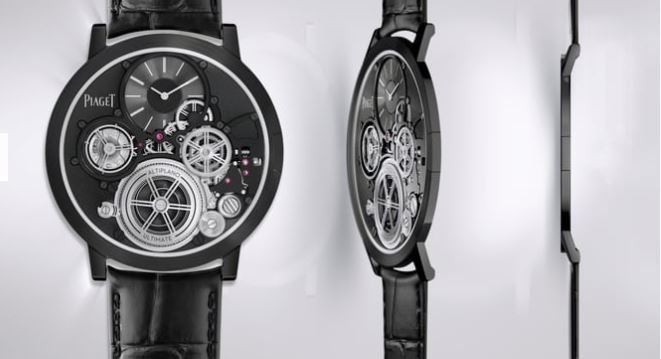 Piaget Altiplano Ultimate Concept Watch