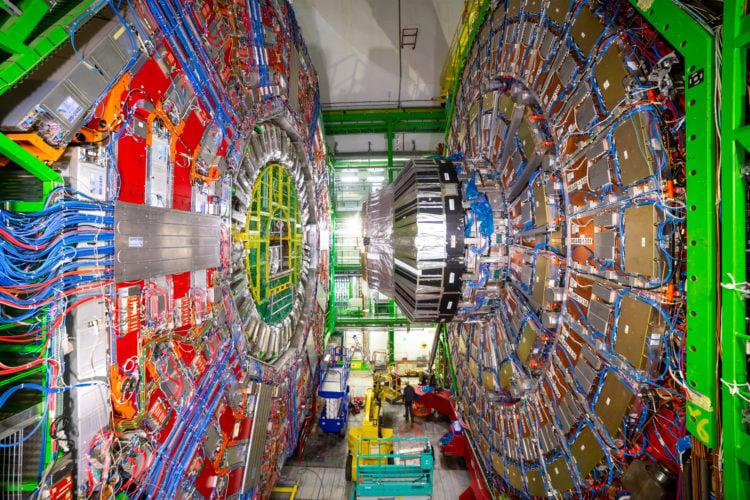 Scientific experience at CERN