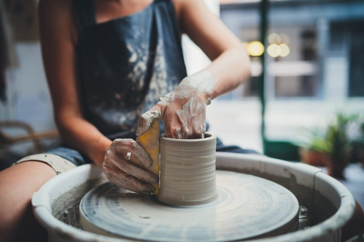 Play with Clay at Silver Canyon Pottery