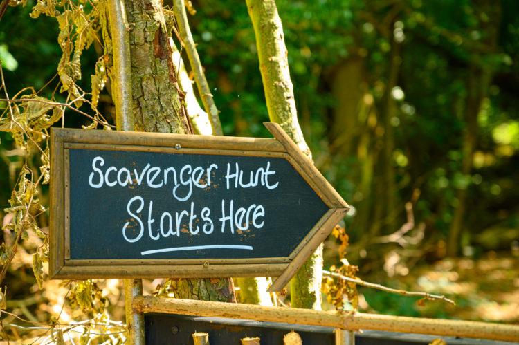 The Norfolk Scavenger Hunt