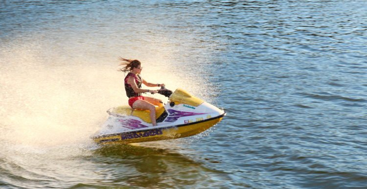 Try Some New Watersports