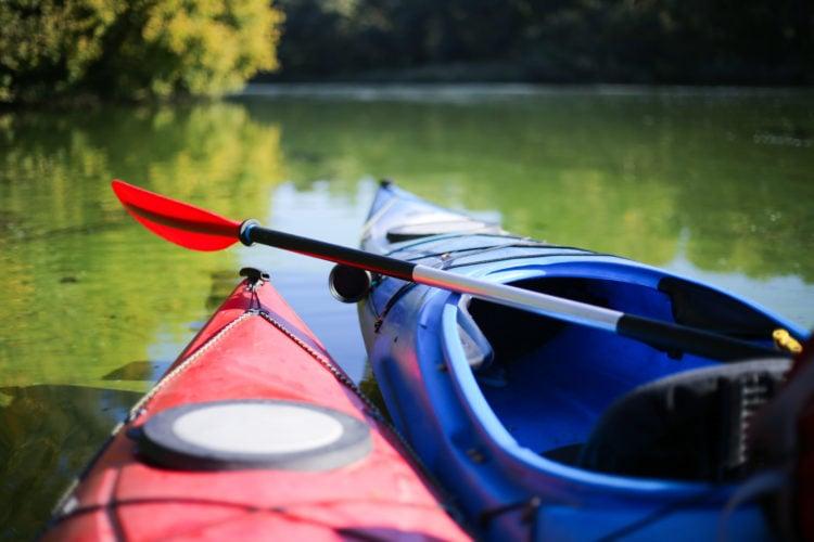 Coastal Kayaking