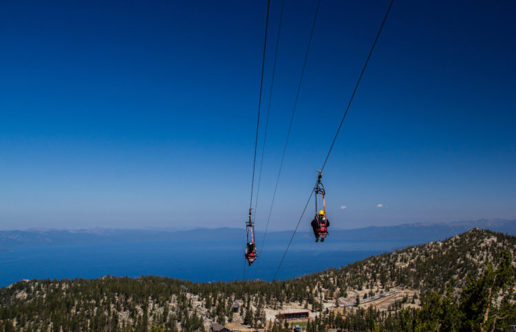 Enjoy the Adrenalin Rush of a Zip Line Eco Tour