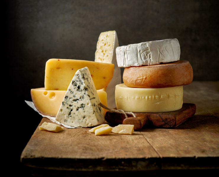 Cheese-Making in Gruyeres
