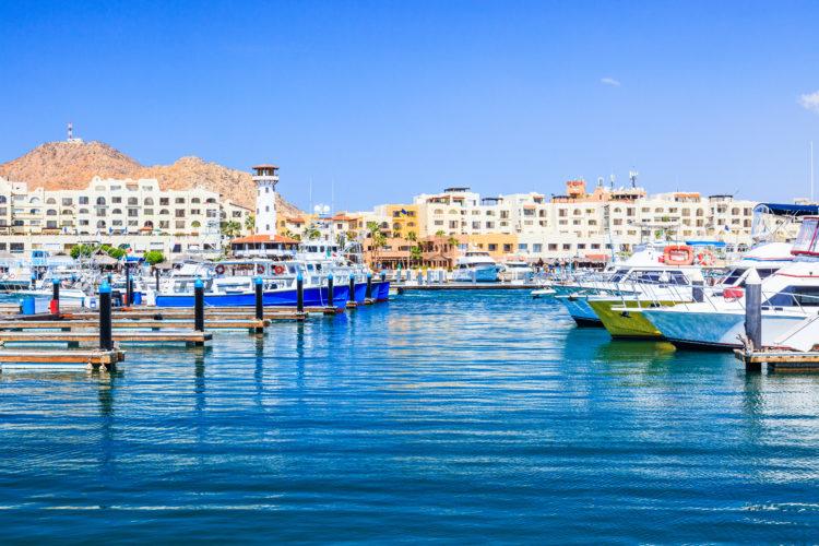 Cabo's Tourist Corridor