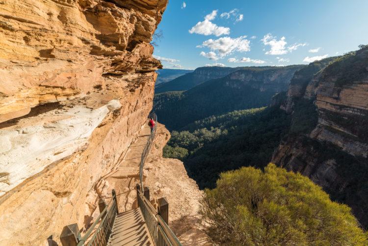 Blue Mountain Hike