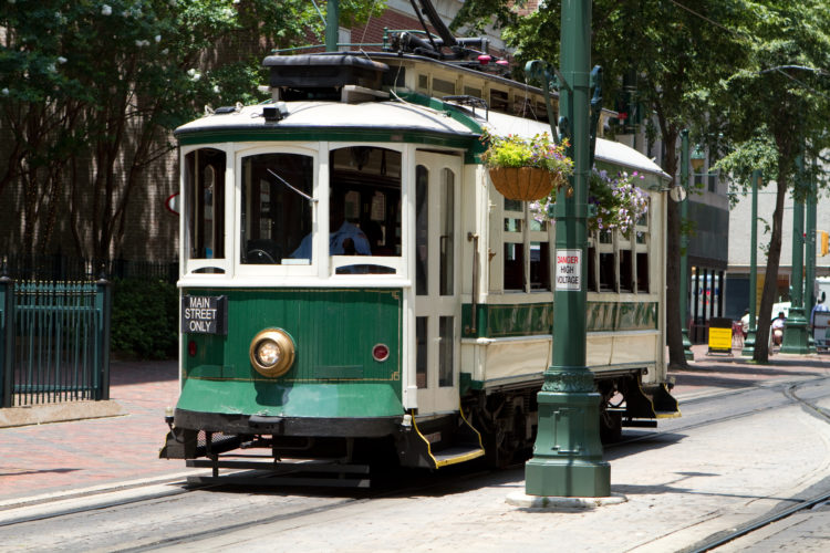 Cheyenne Street Trolley Tour