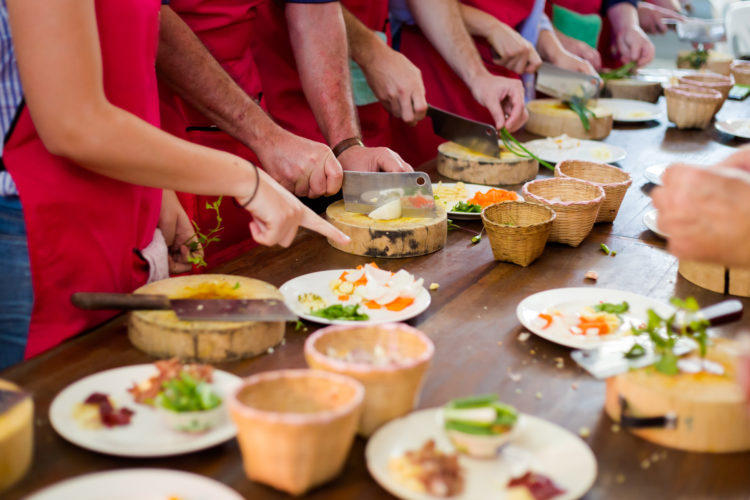 Culinary Tour or Cooking Class