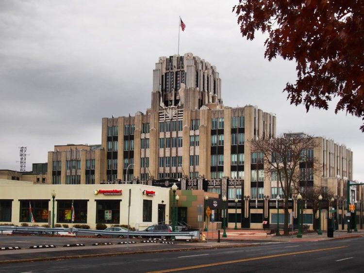 Niagara Mohawk Building