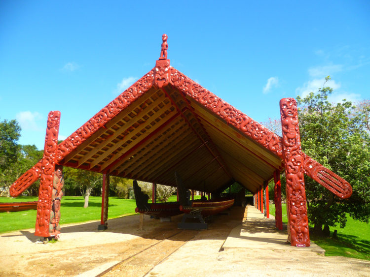Waitangi Treaty Grounds