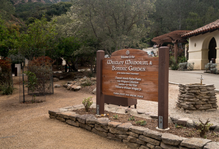 Wrigley Memorial & Botanic Garden