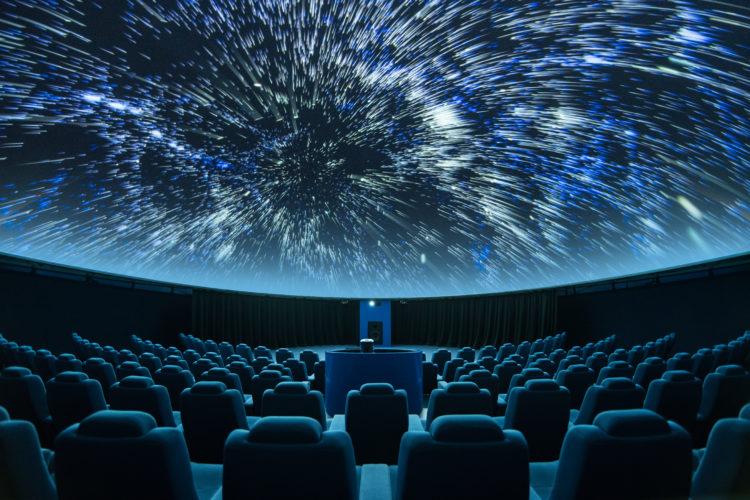 Planetarium Shows at Wernher von Braun Planetarium
