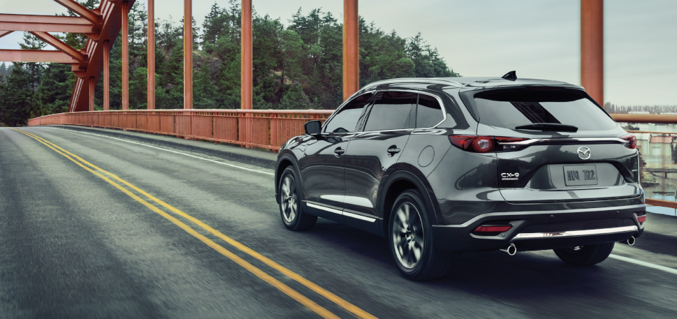 10 Things You Didn T Know About The 2020 Mazda Cx 9