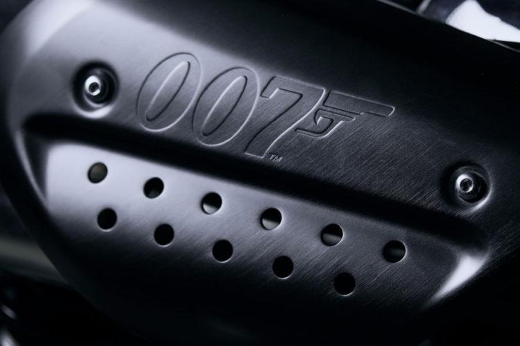 2020 Triumph Scrambler Bond Edition 700