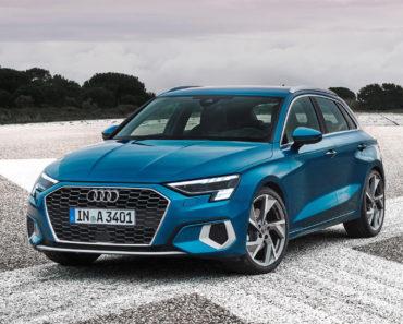2021 Audi A3