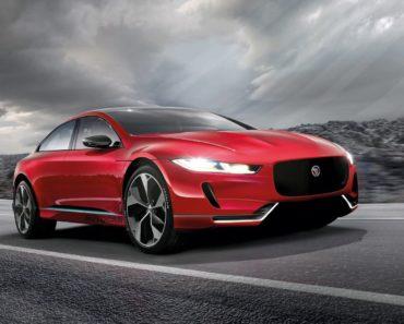 2021 Jaguar XF Sportbrake