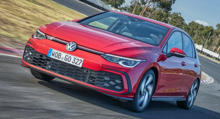 2021 Volkswagen Golf 1