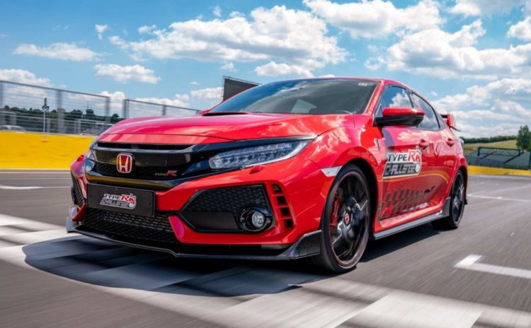 2022 Honda Civic Type R