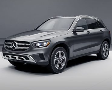 2023 Mercedes-Benz GLC
