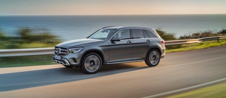2023 Mercedes-Benz GLC side