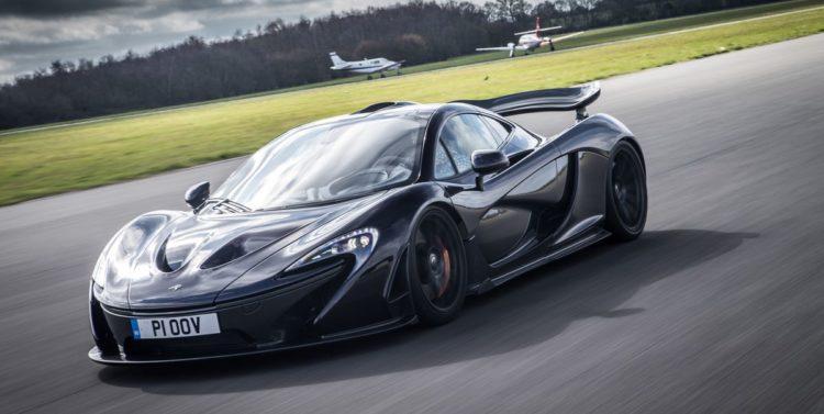 McLaren 9903 HP P1