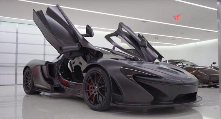 McLaren 9903 HP P1 side