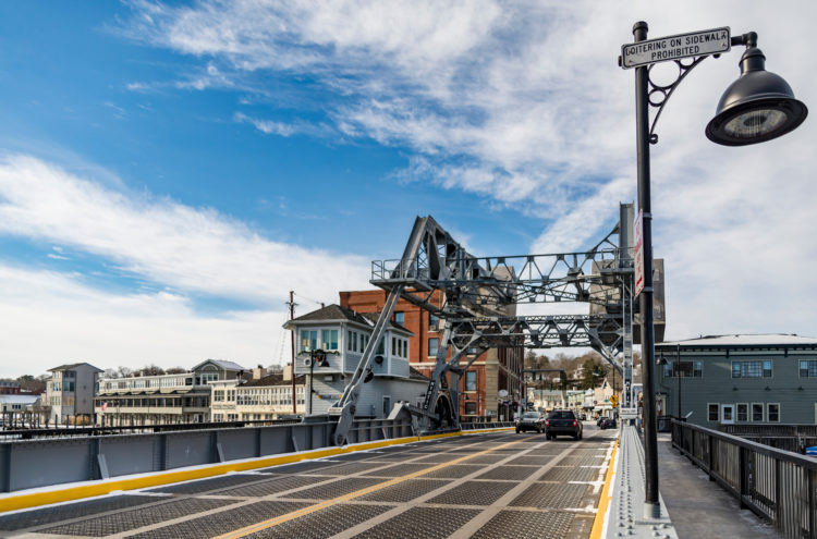 Mystic River Bascule Bridge
