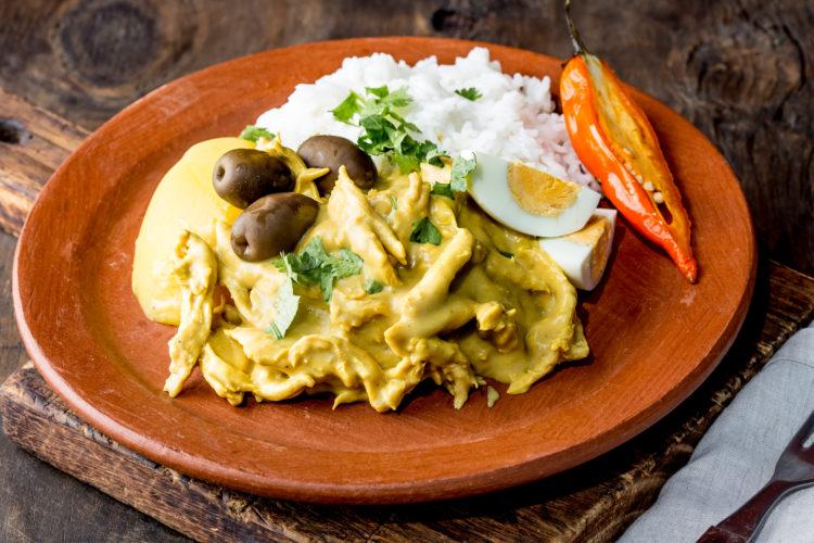 Eat Peruvian Cuisine