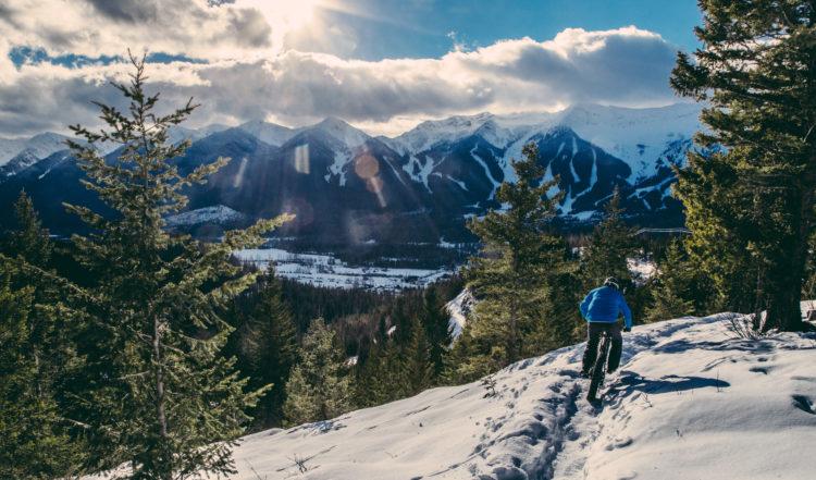 Mountain Bike at Snow Summit Bike Park