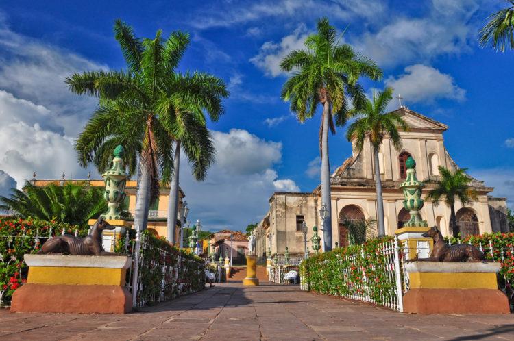 Architecture of Trinidad