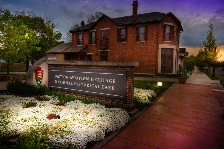 Aviation Heritage Park