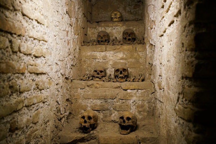 Cathedral of Lima and the Catacombs of Lima