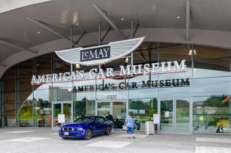LeMay- America's Car Museum
