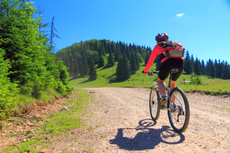 Alpine Pedal Path